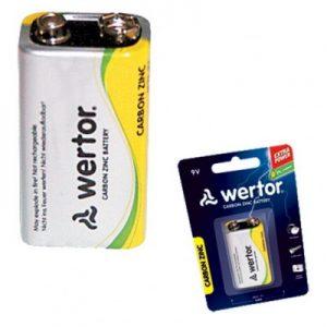 baterija baterijski uložak wertor
