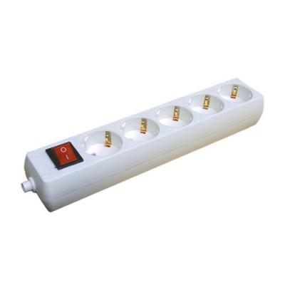 produžna priključnica bez kabla 5 utična mjesta