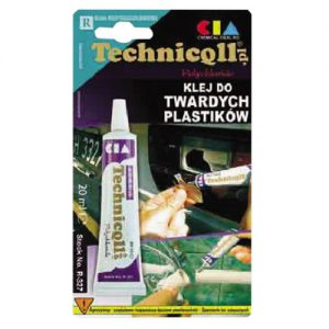 Technicqll Ljepilo za tvrdu plastiku R-327