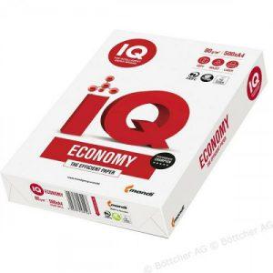 Fotokopirni papir A4 IQ economy plus 80gr.
