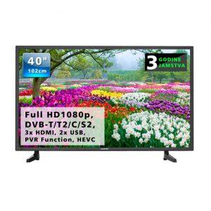 "Televizor Blaupunkt 40"" Full HD LED tv"