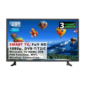 "Televizor Blaupunkt 40"" smart tv Full HD tv"
