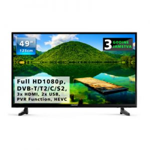"Televizor blaupunkt 49"" Full HD LED tv"