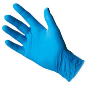 Jednokratne-Vinilne-rukavice-plave